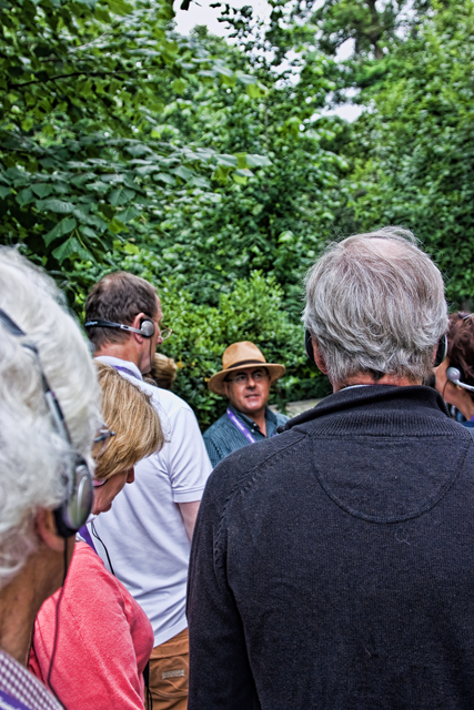 There were 9 people on our tour: a single Japanese traveler plus couples from Holland, Germany, Australia and ourselves.