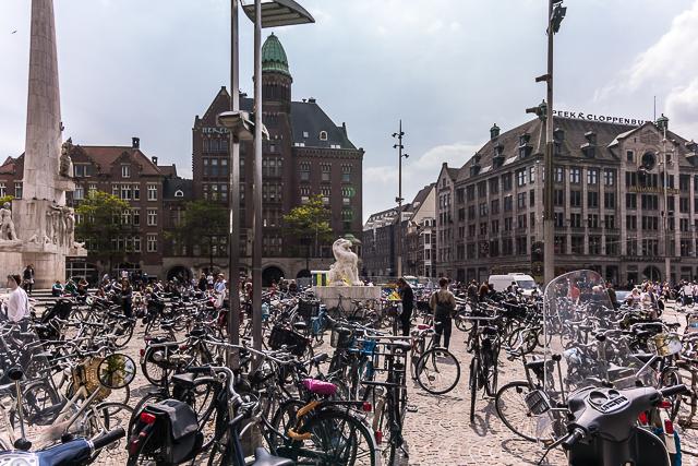 Now where did I park my bike?