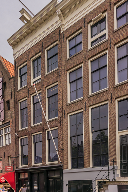 263 and 265 Prinsengracht.