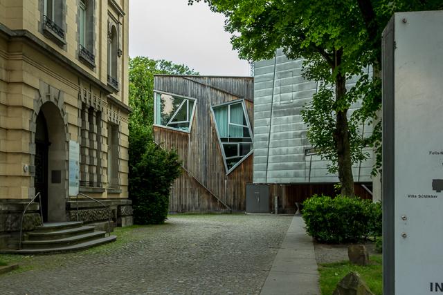 Felix Nussbaum House.