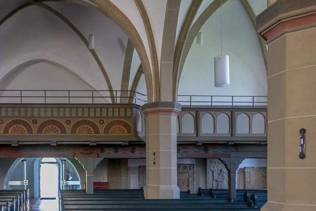 Inside St Andrew's