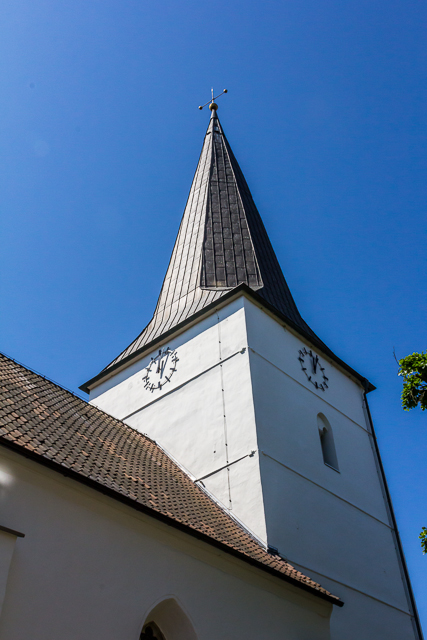 St Mary's Church (St Marienkirche) in Dielingen