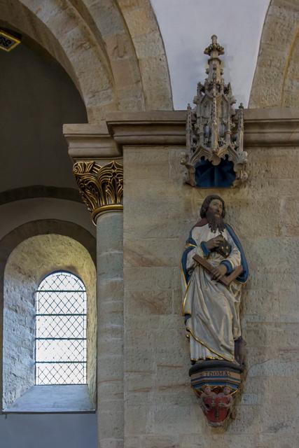 St Thomas the Apostle.
