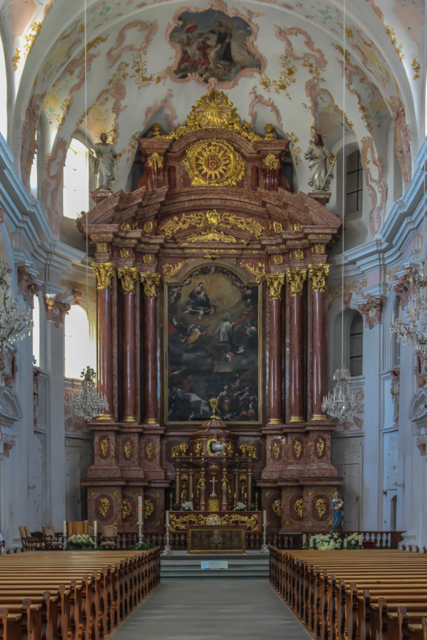 4. Jesuit Church (Roman Catholic).