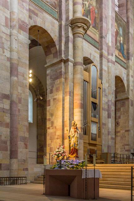 6. Speyer Cathedral (Roman Catholic).