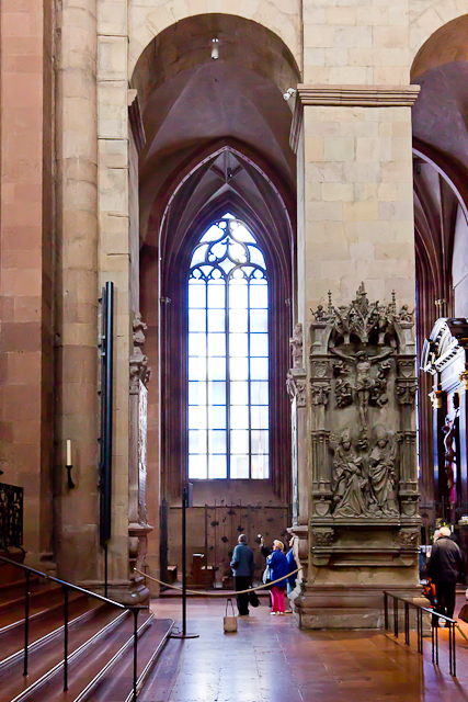 8. Mainz Cathedral (Roman Catholic).