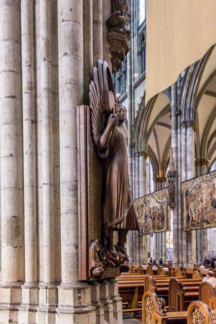 10. Cologne Cathedral (Roman Catholic). Aka Kolner Dom.
