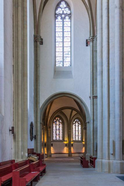 15. St Mary's Church (Lutheran / Evangelical), Osnabrück.