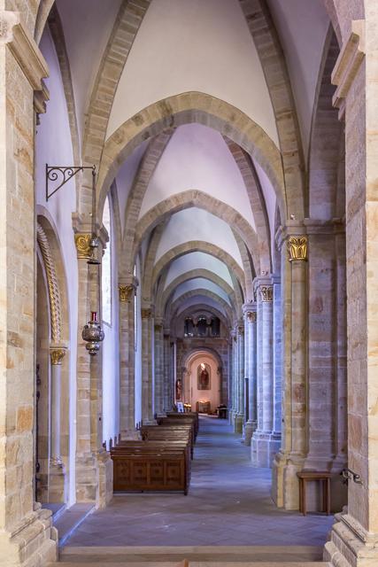 16. St Peter's Cathedral, Osnabrück (Roman Catholic).
