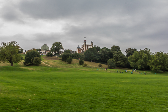 The Royal Observatory.