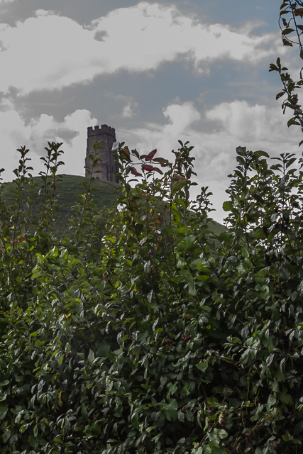 Glastonbury Tor is believed to be the Isle of Avalon of Arthurian legends.