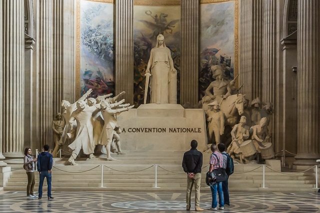 La Convention Nationale by Sicard.