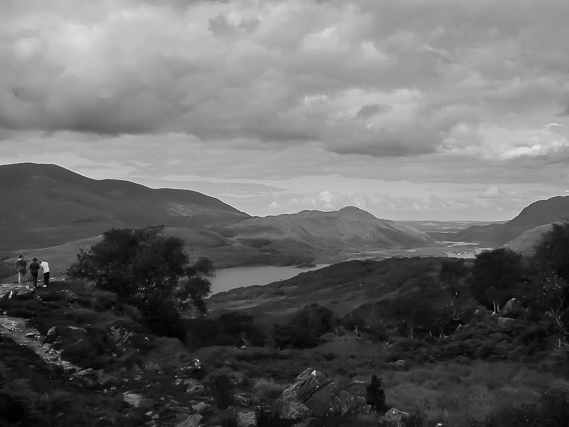 Ladies View on the Ring of Kerry.