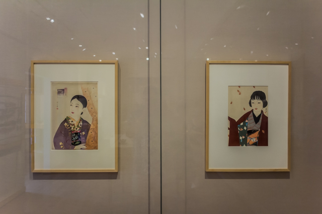 20th Century Japanese woodblock prints.