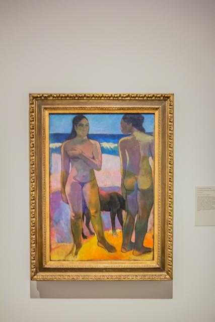 xx by Paul Gauguin
