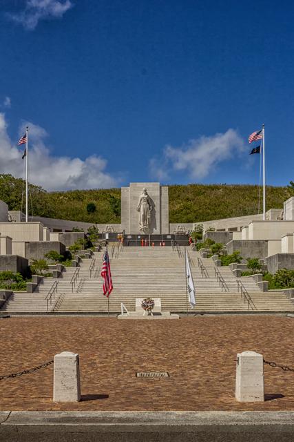 The Honolulu Memorial.