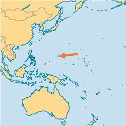 Guam 2015: Where in the World is Guam, Anyway? | Crow Canyon ... on world map with guam labeled, world map showing guam, world map guam wake island hawaii, world map guam geography, world map guam date, world map with guam and hawaii, world map saipan guam rota tinian, world map pacific islands guam,