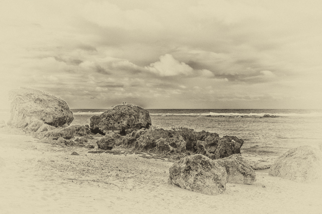 Tarague Beach, Guam. My entry to MM 2-10.
