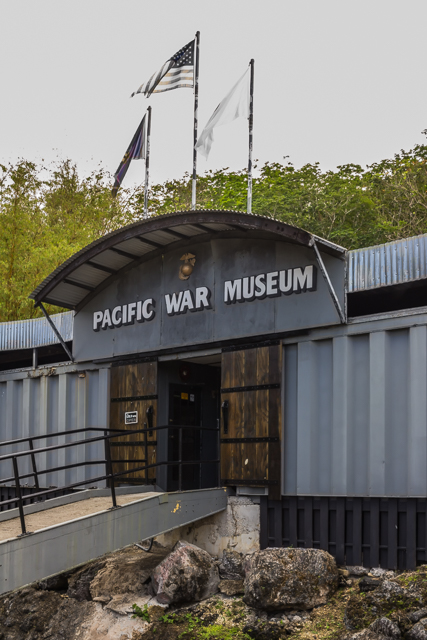 The Pacific War Museum.