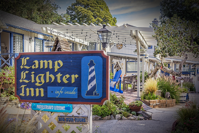 Lamplighter Inn cottages are on Ocean between x and x.