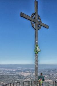 St Micheal's Cross.