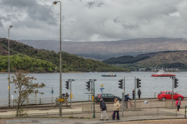 Another look at Loch Linnhe.