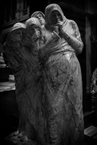 Women of Fishermen (Femmes de Pecheurs) by Pierre Braecke, 1914.