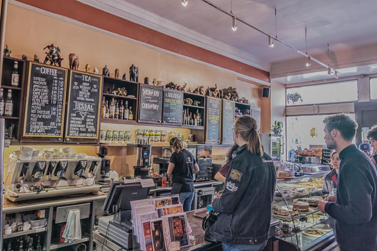Nicholson S Cafe Edinburgh
